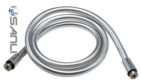 Kitchen Spray Faucets Silverflex Pvc Replacement Shower Hose For Shattaf Hand