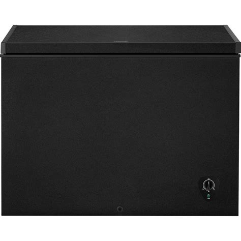 Home Decor Store Vancouver frigidaire 8 7 cu ft chest freezer in black fffc09m1rb