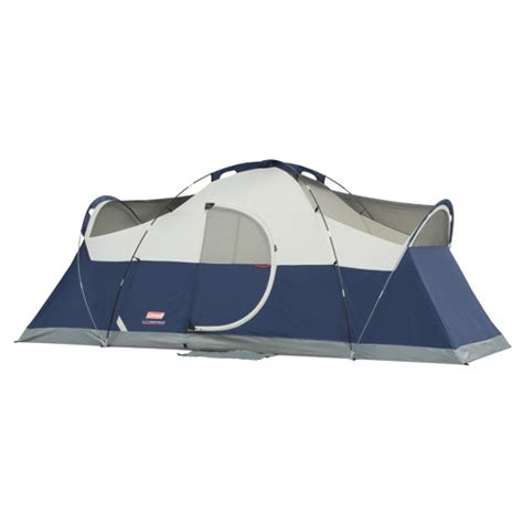 tent with lights built in coleman tent 16x7 elite montana 8 w led 2000004679