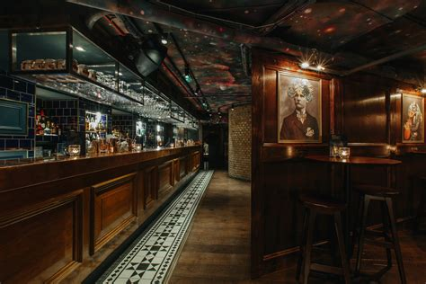 Rock Bar Covent Garden The Escapologist Finch Interiors