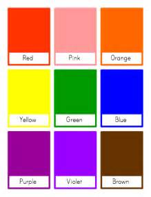 color flash pin color card on