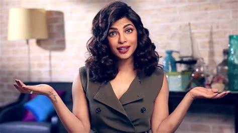 priyanka chopra upcoming english movies priyanka chopra to reveal the secrets of the fairer sex in