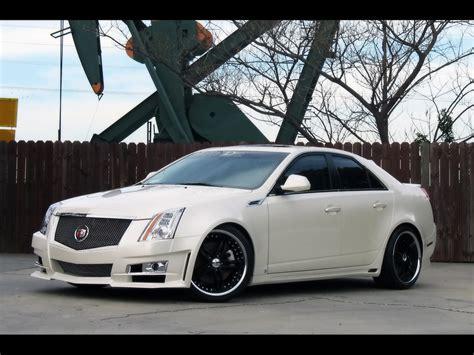 2008 Cts Cadillac by D3 Cadillac Cts 2008 Car Tuning