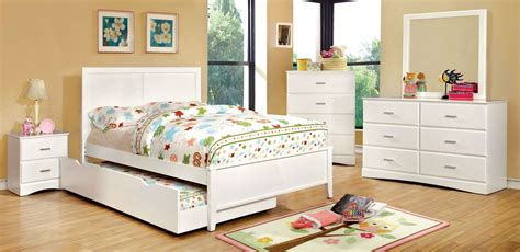 youth white bedroom sets prismo white youth platform bedroom set bedroom sets