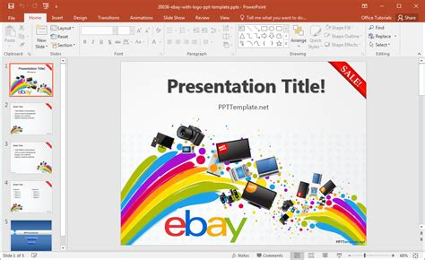 free templates for powerpoint electrical free ebay powerpoint template