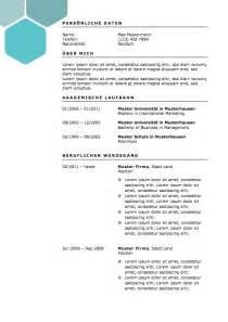 Lebenslauf Arbeitssuchend Muster Lebenslauf Muster F 252 R Die Bewerbung 2017 Meinebewerbung Net