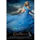 Lily James Stars In The Cinderella 2015 Movie Poster Photo Disney