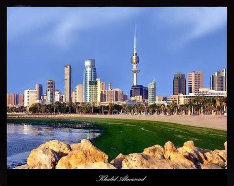 Kuwait Landscape Pictures Landscape From Kuwait City Flickr Photo