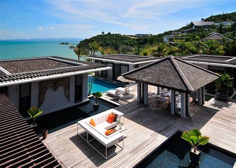 modern home design thailand luxurious villa in thailand blends serene elegance with