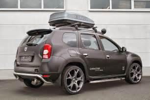 Renault Duster Dacia Moto Custom Dacia Duster Tuning 2014