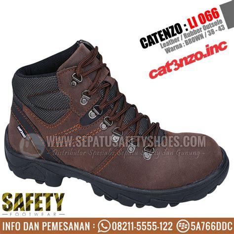 Sepatu Safety Merk Steel sepatu safety catenzo toko sepatu safety safety shoes
