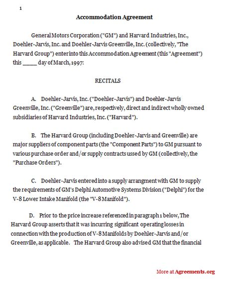 Hotel Employee Contract Letter Format hotel employee contract letter format 28 images