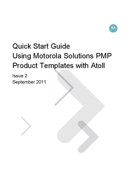 atoll templates quick start guide copyright license