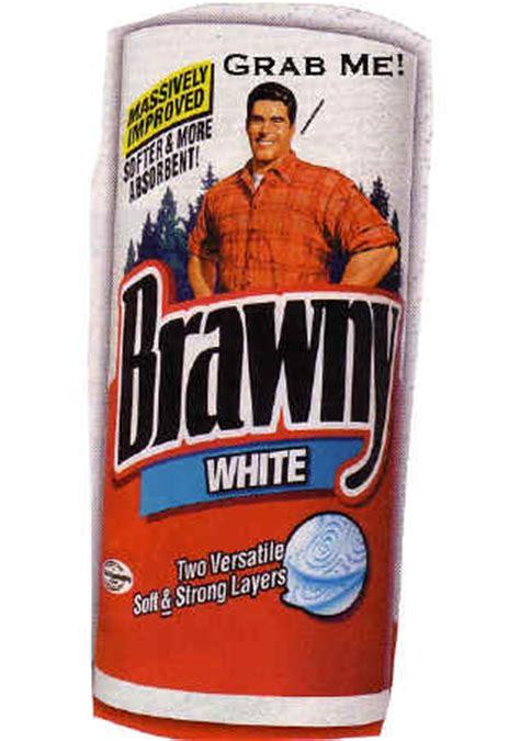 Who Makes Brawny Paper Towels - brawny mojosavings