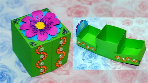 Diy Paper Craft - diy paper crafts idea gift box ideas craft gift box