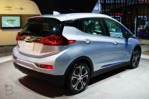 2017 chevy bolt ev pricing and configurator are out see