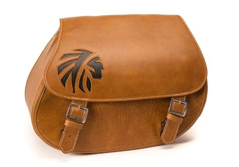 Motorrad Satteltaschen Leder Gebraucht by The Indian Warrior Tan Leather Saddlebags Indian Scout