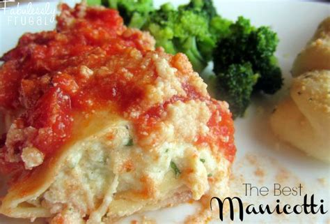 best manicotti related keywords suggestions for manicotti recipe