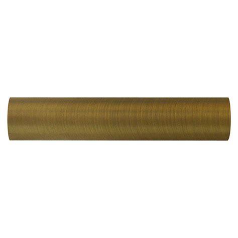 barras metalicas para cortinas barra para cortinas met 225 lica bronce longitud 2 500 mm