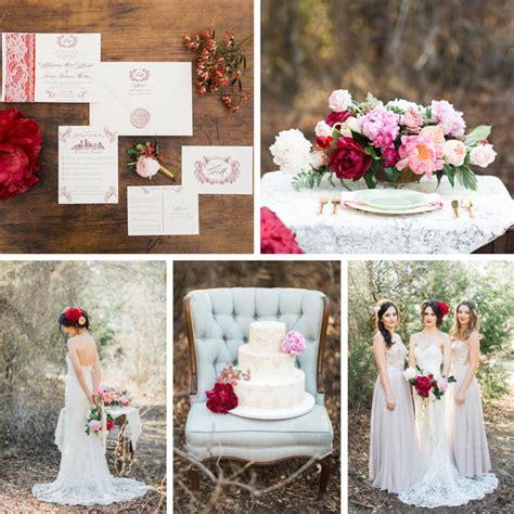 romantic wedding3 timelessly romantic wedding inspiration chic vintage brides