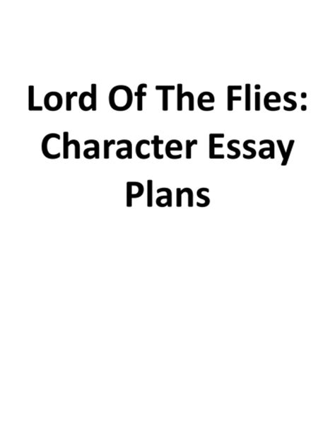 lord of the flies key themes lord of the flies scheme of work by andrewj056 teaching