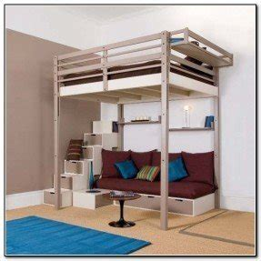 full size loft bed with stairs full size loft bed with stairs foter