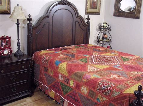 bohemian bed bohemian bedding panda s house