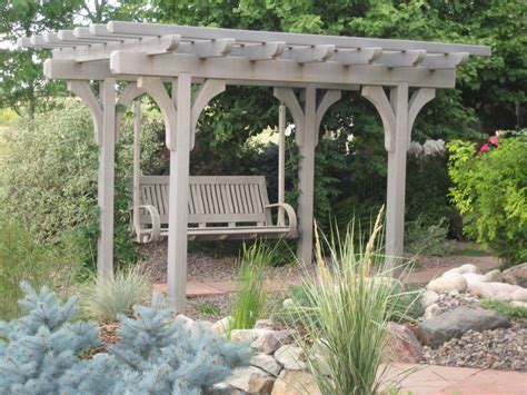pergola bench pergola and trellis bench 25m 8ft 2in wooden pergola
