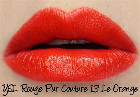 Ysl Pur Couture No 1 Le ysl pur couture 01 le 07 le fuchsia 13 le