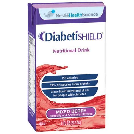 nestle diabetishield nutritional drink | diabetic formulas