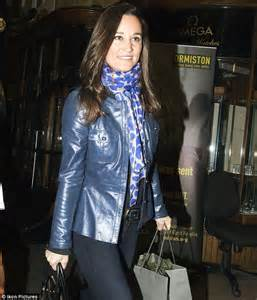 The Skinny House pippa middleton takes time out of promoting book for girls