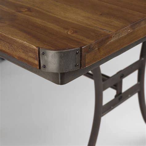 metal dining room table metal dining room table dining tables ideas