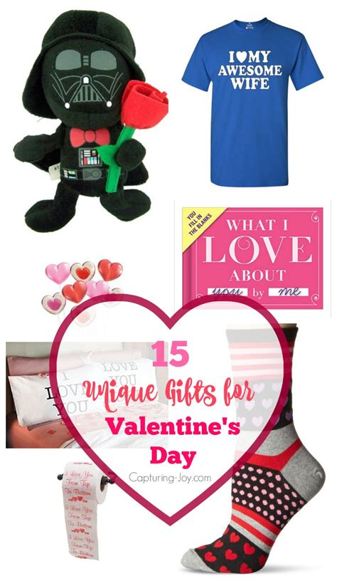 unique valentines gifts 15 unique valentines day gift ideas for the whole family