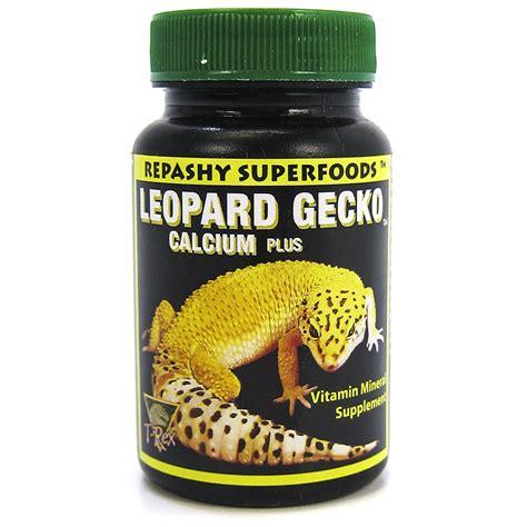 t rex supplement t rex leopard gecko calcium plus supplement reptile food