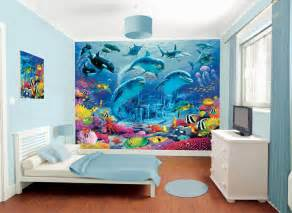 Ocean Bedroom Decorating Ideas Underwater Ocean Theme Bedrooms Bathrooms