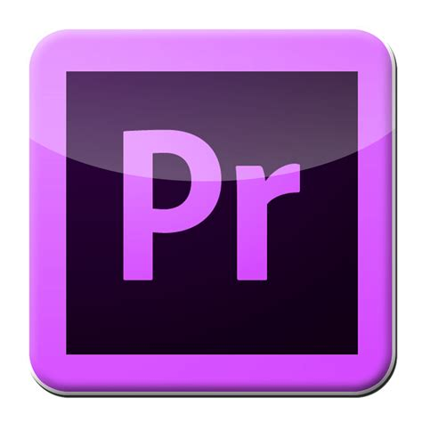 adobe premiere pro logo software logos and skills icons free standardised