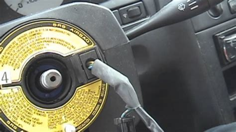 1995 1999 Nissan Maxima Steering Wheel Replacement Youtube