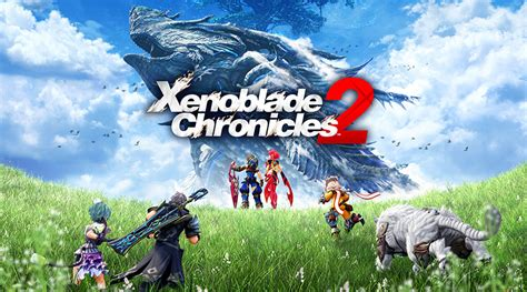Switch Xenoblade Chronicles 2 1 xenoblade chronicles 2 launches on nintendo switch on