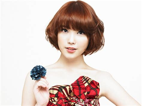 Iu Hairstyle by Korean Hairstyles Iu Ji Eun Korean Hairstyles
