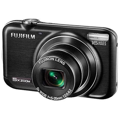 Finepix Fujifilm 16mp Murah Dslr fujifilm finepix jx350 16mp digital black 16117300 b h
