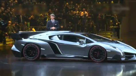 Lamborghini Million Dollar Car 4 5 Million Dollar Lamborghini Veneno
