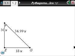 geometry: altitude to the hypotenuse: geometry: ti math