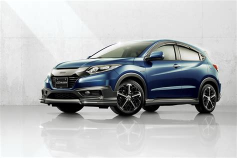 honda vezel mugen suv photo gallery autocar india