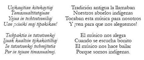 poemas en nahuatl y en espa ol belleza placer y sufrimiento reflexiones sobre cuerpo y