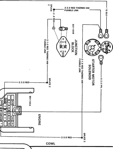 72 chevy starter wiring diagram truckforum org forums 72