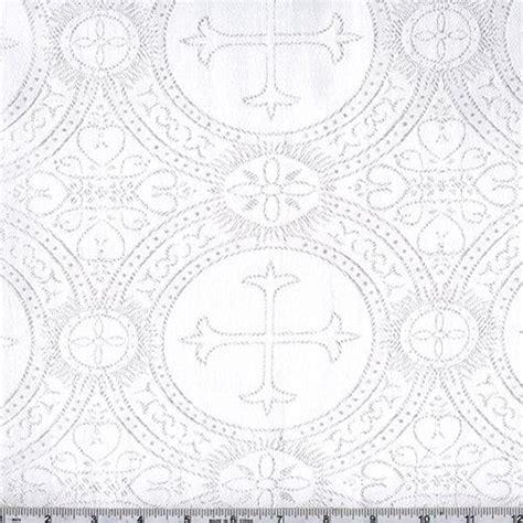 Sale Tila Cornely Motif Metalik 13 2 Lavender brocade clergy fabric ecclesiastical fabric fabric