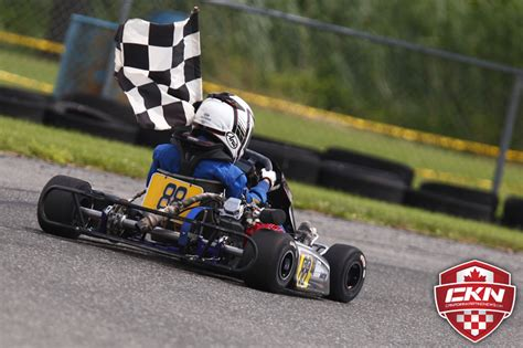 led stehle news notes brian stewart racing karting chionship
