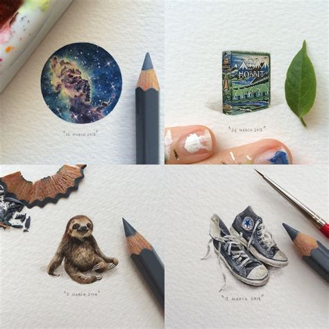 How To Draw Miniature Painting