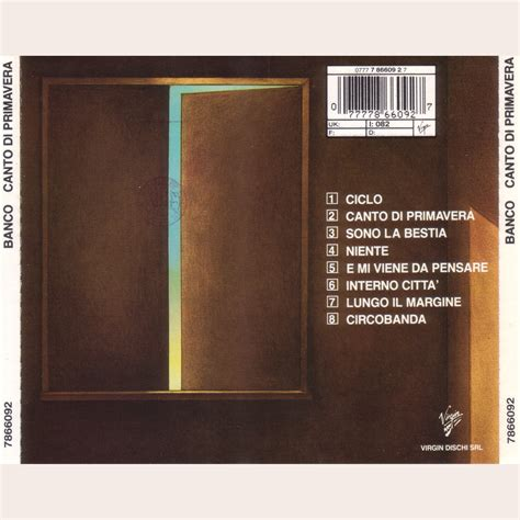 banco album canto di primavera banco mutuo soccorso mp3 buy
