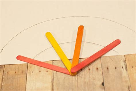 How To Make Paper Fans With Popsicle Sticks - kid friendly popsicle stick and paper fan tutorial